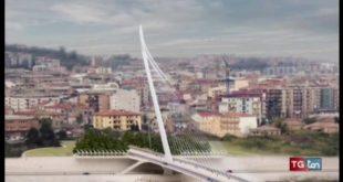 Cosenza, la festa per il ponte di Calatrava. Un'opera gioiello per la Calabria