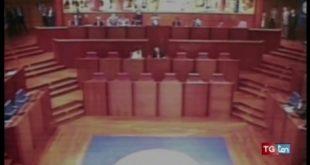 Consiglio regionale Eletto l'ufficio di Presidenza