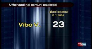 Cosenza prima in Italia per dipendenti assenti